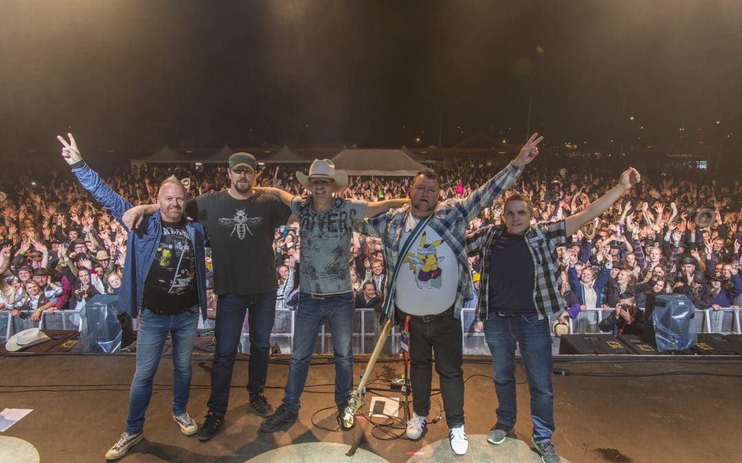 Gunslingers til Countryfestivalen